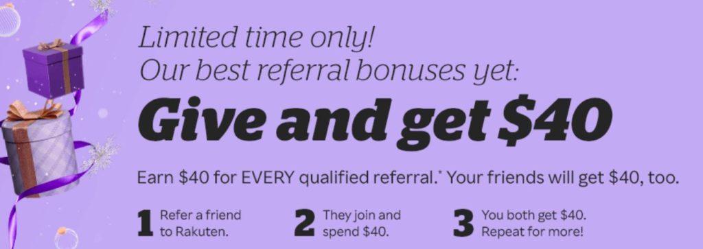 Rakuten Bonus
